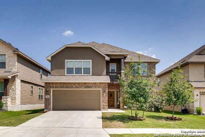 Cibolo Single Family Home New: 321 Morgan Run