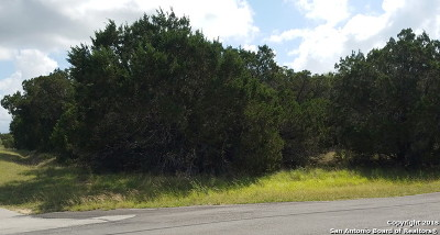 New Braunfels Residential Lots & Land New: Happy Hollow Dr