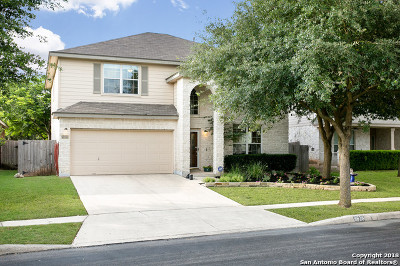 Helotes Single Family Home New: 8626 Auberry Path