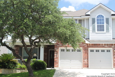 San Antonio Single Family Home New: 959 Persian Gdn