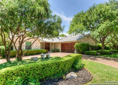 San Antonio Single Family Home New: 13310 Candida St
