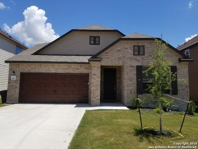 Cibolo Single Family Home New: 424 Landmark Gate