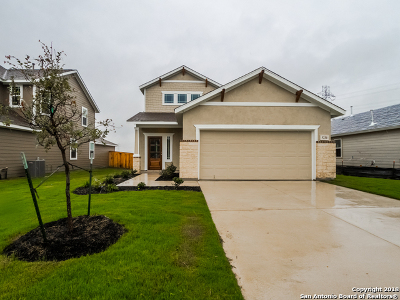 Schertz Single Family Home New: 5230 Nature Path