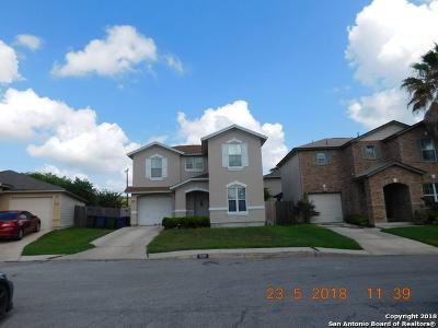 San Antonio Single Family Home New: 11211 Archers Bay