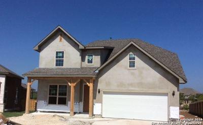 San Antonio Single Family Home New: 1911 Sirius Grove