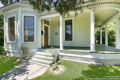 San Antonio Single Family Home New: 117 Sweet
