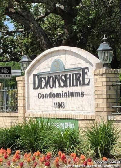 San Antonio Condo/Townhouse New: 11843 Braesview #1214
