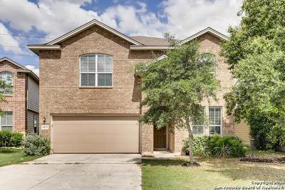 San Antonio Single Family Home New: 6810 Civilian