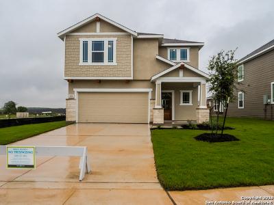 Schertz Single Family Home New: 5238 Nature Path