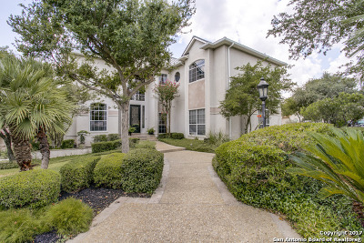 San Antonio Single Family Home New: 11823 Mill Rock Rd