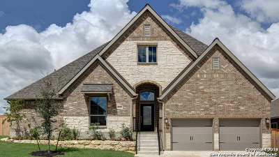 San Antonio Single Family Home Back on Market: 1816 Cottonwood Way