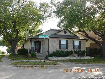 Universal City Single Family Home New: 601 Meadow Arbor Ln
