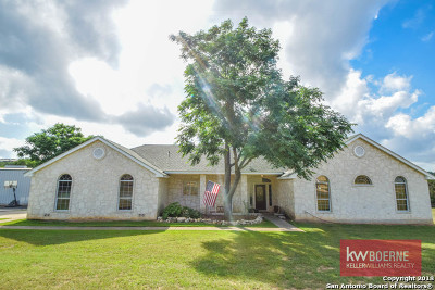 Kendall County Single Family Home New: 115 Misty Trail