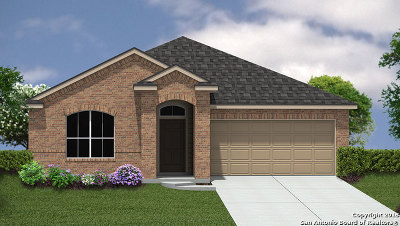 Cibolo Single Family Home New: 513 Saltlick Way
