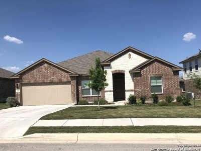 Cibolo Single Family Home New: 208 Blaze Moon