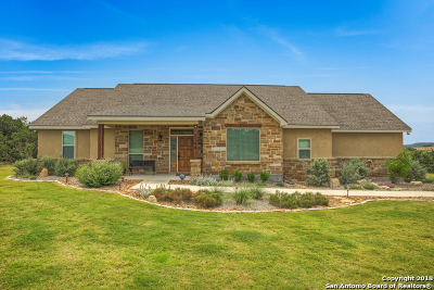 Canyon Lake Single Family Home For Sale: 1126 Ensenada Dr
