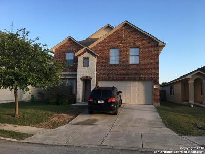 San Antonio Single Family Home New: 10236 Villa Del Lago