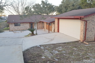 Comal County Single Family Home New: 2318 Triple Peak Dr