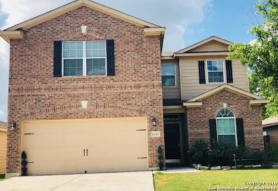 San Antonio Single Family Home New: 11743 Luckey Ledge