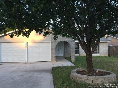 San Antonio Single Family Home New: 5926 Hidden Boulder St