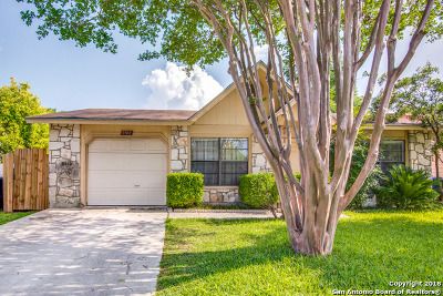 San Antonio Single Family Home New: 9742 Hidden Rock