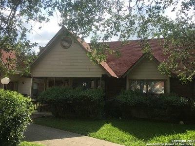 San Antonio Multi Family Home New: 6338 Cambridge Dr