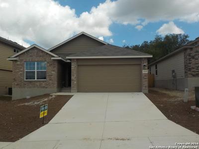 San Antonio Single Family Home New: 12135 Sapphire River