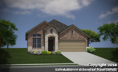 San Antonio Single Family Home New: 5707 Calaveras Way