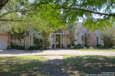 Boerne TX Single Family Home New: $489,000