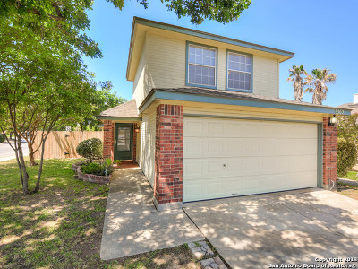 San Antonio Single Family Home Back on Market: 9502 Swans Crossing