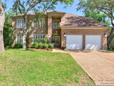 San Antonio Single Family Home New: 1719 Brush Creek Dr