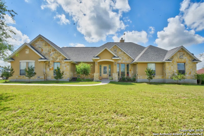 Floresville Single Family Home New: 224 Abrego Lake Dr