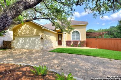 San Antonio Single Family Home New: 3 Spring Lake Dr