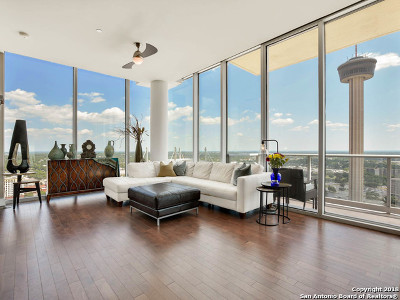 San Antonio Condo/Townhouse New: 610 E Market St #2519