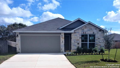 Guadalupe County Single Family Home New: 2222 Westover Loop