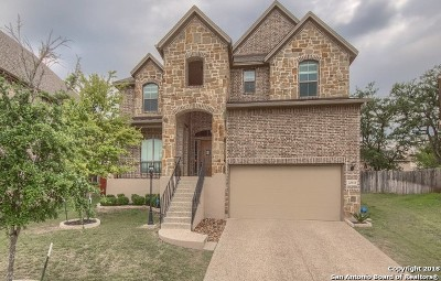San Antonio Single Family Home New: 23518 Enchanted Bend
