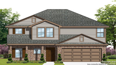 Seguin Single Family Home New: 1001 Polmont Court