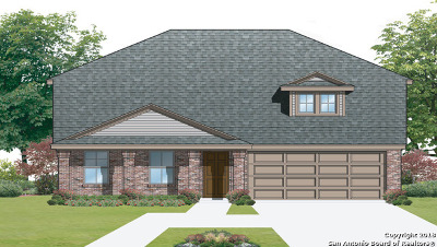 Seguin Single Family Home New: 1317 Nolte Farms