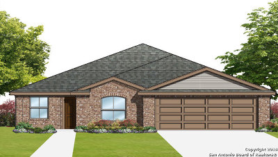 Guadalupe County Single Family Home New: 1009 Clarkston