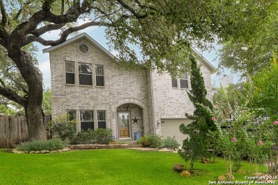 San Antonio Single Family Home New: 9547 Wicklow Dr