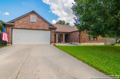 San Antonio Single Family Home New: 1330 Sage Run