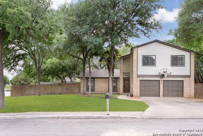 San Antonio Single Family Home New: 2666 Pebble Bow