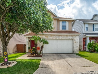 San Antonio Single Family Home New: 21822 Goldcrest Run
