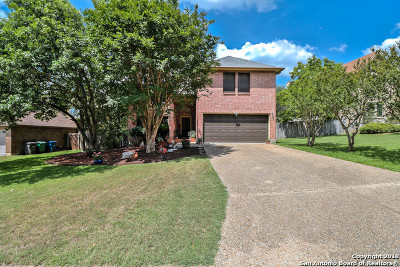 San Antonio Single Family Home New: 25023 Summit Creek