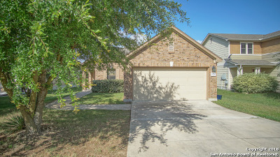 Schertz Single Family Home New: 5724 Maxfli Dr
