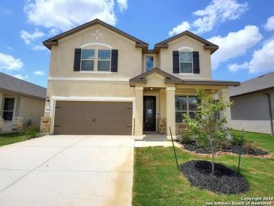 San Antonio Single Family Home New: 12519 Elemina Trail