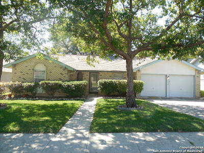 Live Oak Single Family Home New: 7526 Leafy Hollow Ct