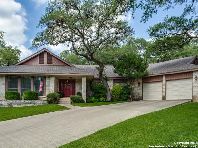 San Antonio Single Family Home New: 14814 Blue Max