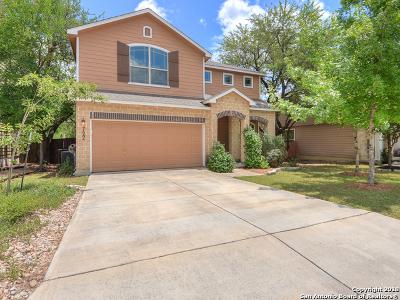 San Antonio Single Family Home New: 722 Horn Run