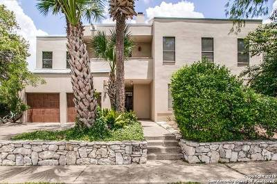 San Antonio Condo/Townhouse Back on Market: 121 Arcadia Pl #E